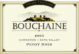 Bouchaine Vineyards, 2003 Pinot Noir, Carneros