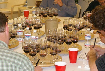 Appellation Discovery Tasting of 2001 Spring Mountain Cabernet Sauvignon