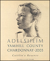Adelsheim Vineyards Chardonnay