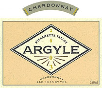 Argyle Winery Chardonnay