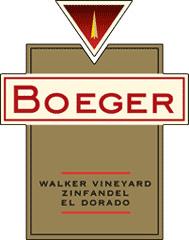 Boeger Winery Zinfandel