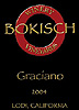 Bokisch Vineyards 2004 Lodi Graciano