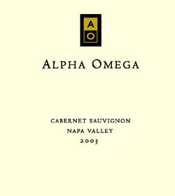 Alpha Omega Cabernet