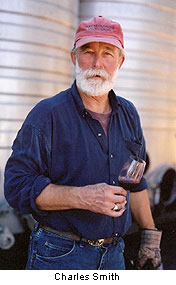 Spring Mountain – Napa Valley winemaker, Charles Smith