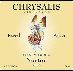 Chrysalis Norton