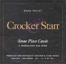 Crocker&Starr Stone Place Cuvee
