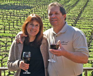 Dan & Vicki Dooling Mariah Vineyards