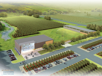Upcoming Dan Aykroyd Winery