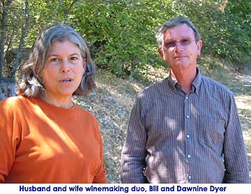 The Dyers of Dyer Vineyard