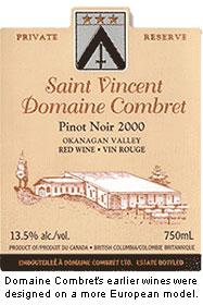 Domaine Combret Pinot Noir