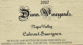Dunn Cabernet