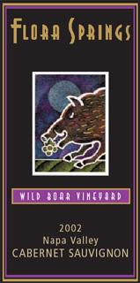 Flora Springs Wild Boar