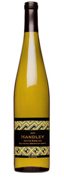 Handley's award winning Riesling