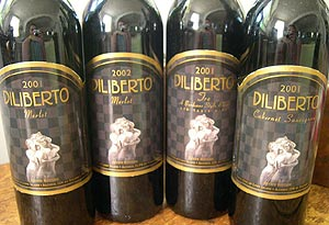 Diliberto Winery – North Fork of Long Island