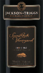 Jackson Triggs SunRock Vineyard Shiraz
