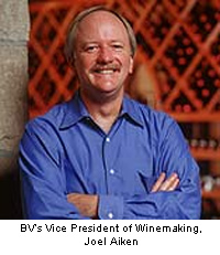 Joel Aiken is BV's Vice-president of Winemaking