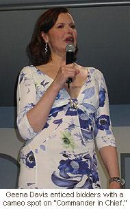 Actress, Geena Davis