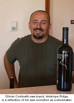 winemaker Olivier Combret