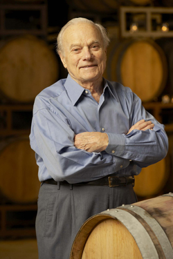 Charles Krug's Peter Mondavi Sr.
