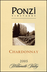 Ponzi Vineyards Chardonnay