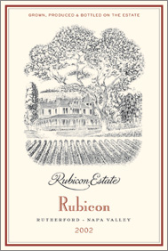 Rubicon Estate's Signature Wine