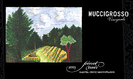 2003 Muccigrosso, Pinot Noir
