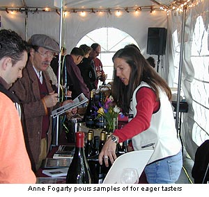 Anne Fogarty, Thomas Fogarty Winery