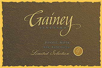 Gainey Pinot Noir