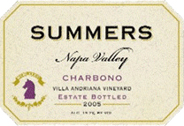 Summers-Charbono-label