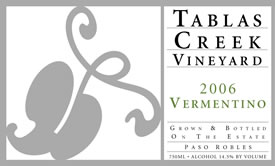 Tablas Creek Vermentino