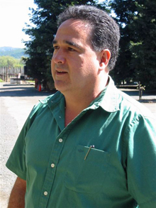 Sequoia Grove winemaker Michael Trujillo