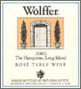 Wolffer Estate Rose
