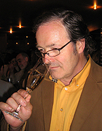 Benjamin Bridge Vineyards' Peter Gamble
