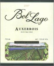 Bel-Lago-Auxerrois