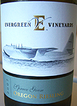 Evergreen Spruce Goose Riesling