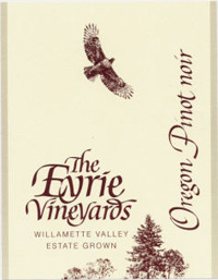 Eyrie Vineyards Pinot Noir
