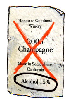 No wine will be sold over 14.5%