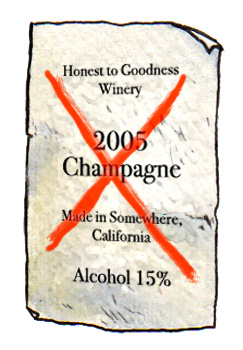 Some winemakers are rejecting previously high alcohol content in their wines.
