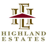 KJ's Highland Estates logo