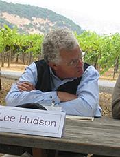 Carneros grape grower Lee Hudson