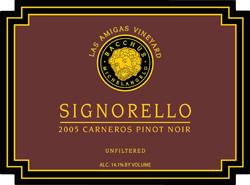 Signorello 2005 Pinot Noir