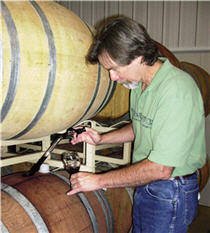 stephen rigby raffadini winemaker