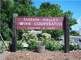 Suisun Valley Wine Coop