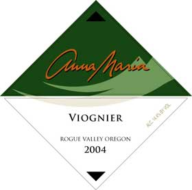 Valley View's Viognier