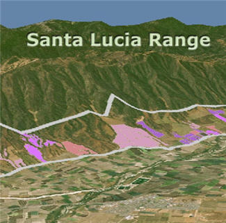 Click <a href='http://www.santaluciahighlands.org/map.php' target=blank>Here</a> for an interactive map that provides an enlightening perspective of the Santa Lucia Highlands.