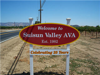 At the southeast corner of California's North Coast AVA, Suisun Valley is the little AVA that could.