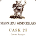 Cask 23 is just one of Stag's Leap Wine Cellars Cabernet labels.