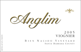 Anglim Winery 2005 Viognier, Bien Nacido Vineyard (Santa Maria Valley)