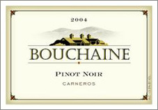 Bouchaine Vineyards Pinot Noir
