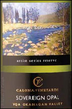Calona Vineyards 2004  (Okanagan Valley)